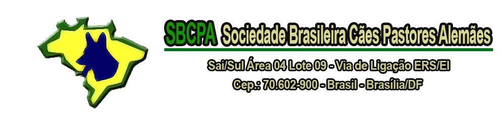 Sociedade Brasileira Cães Pastores Alemães